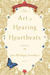 The Art of Hearing Heartbeats book cover