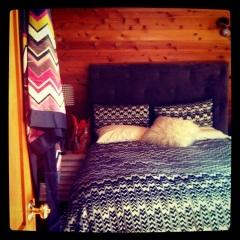 Empty Bed in a Barn by Marlene Kelly